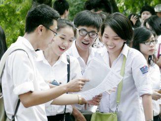 Thông tin tuyển sinh kỳ thi chuyển cấp vào THPT