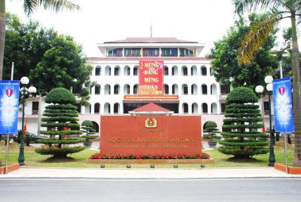 Trường Học viện An Ninh Nhân Dân