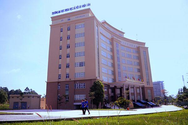 Trường ĐH KHXH&NV TP HCM