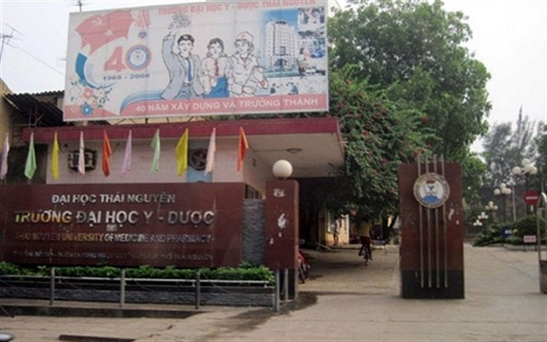 Trường Y Dược- ĐH Thái Nguyên