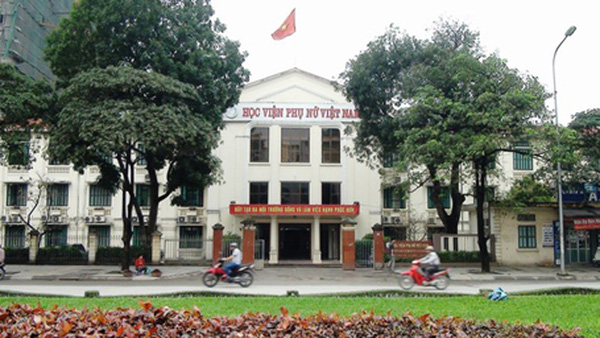 Học viện phụ nữ Việt Nam