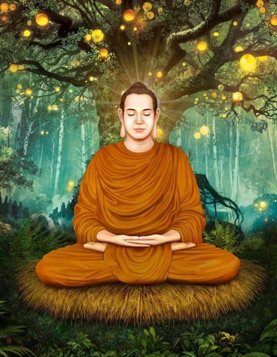 Phật giáo tiểu thừa thờ ai?